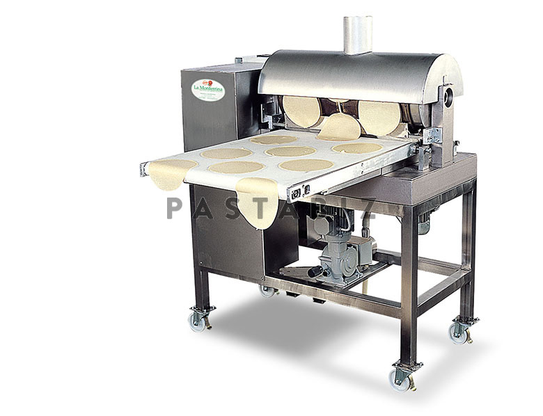 industrial crepe machine