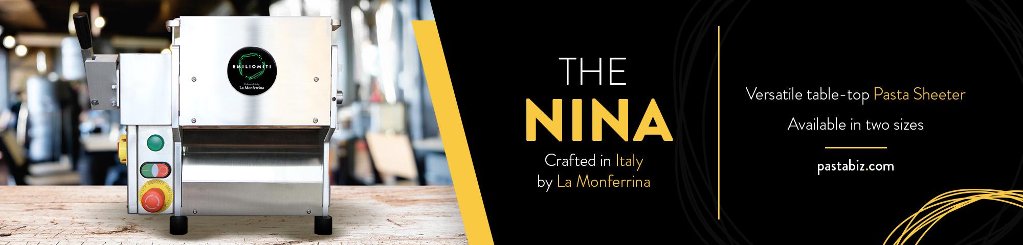 Nina Pasta Sheeter